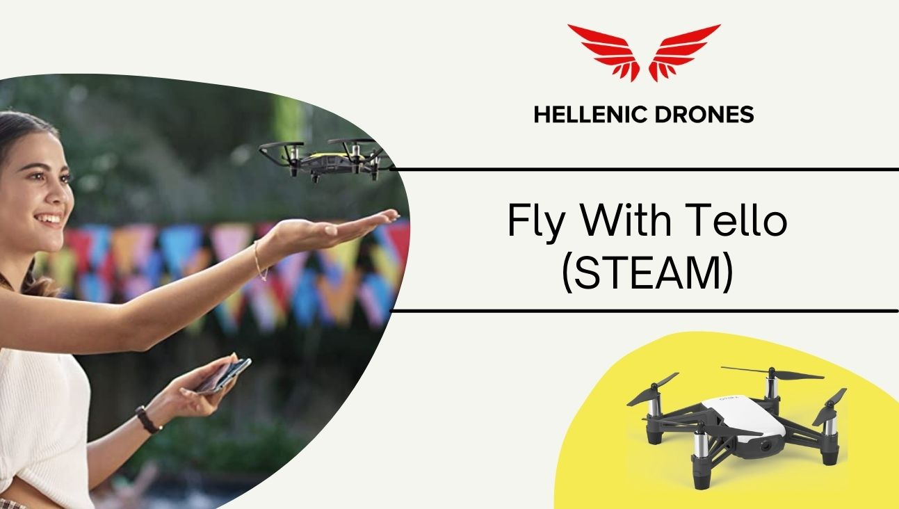 fly with tello (STEAM)
