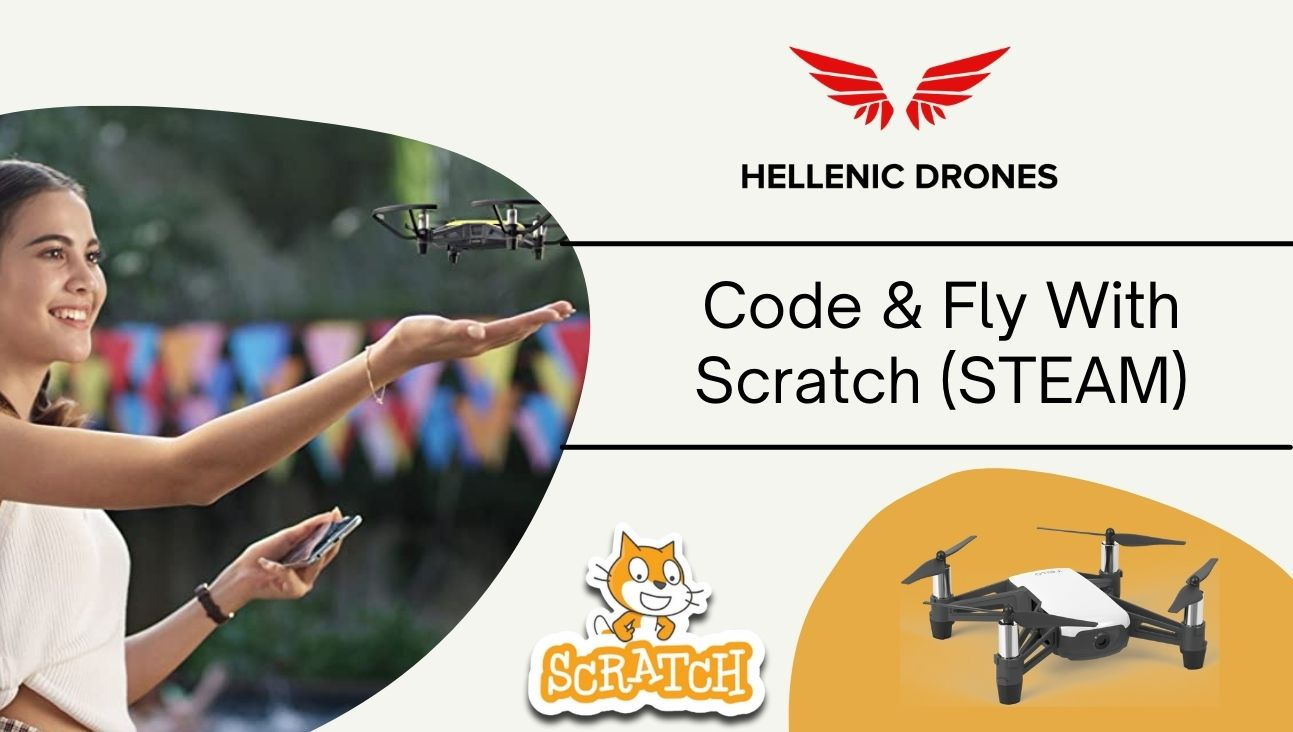Code & Fly With Scratch (STEAM)