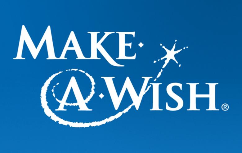 logo of make wish