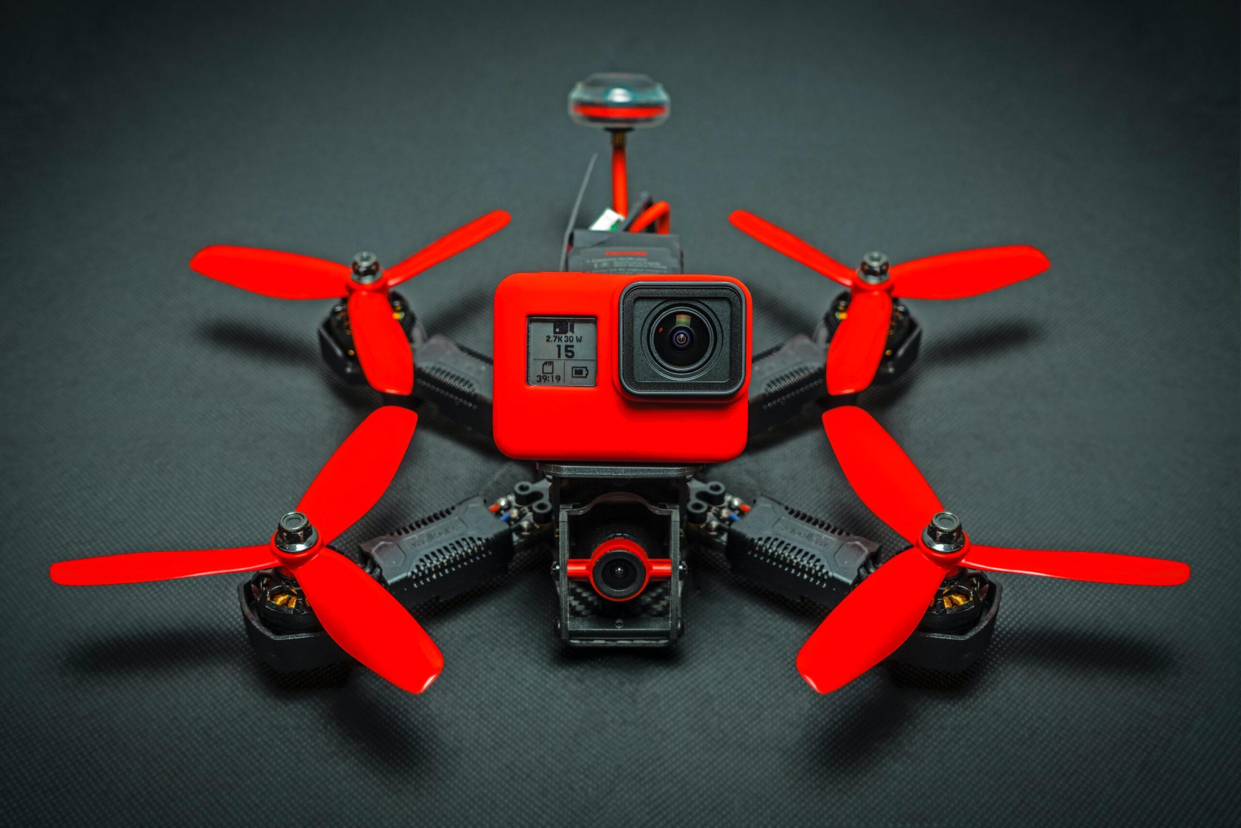 αγώνες drone